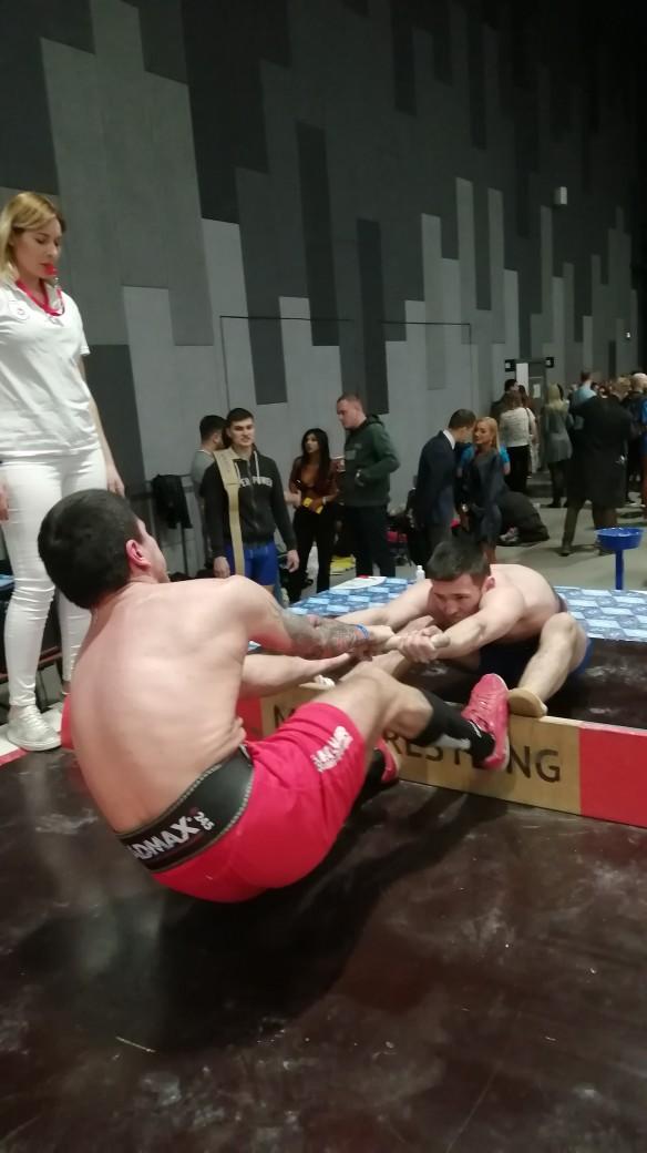 Результаты чемпионата ЦФО по мас-рестлингу 2019.